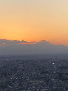 東京渋谷スカイから
